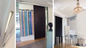 HairPlus Showroom, Escritórios e Sala de Formação