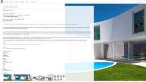 House in Lisbon, Espaço Arquitetura Publication