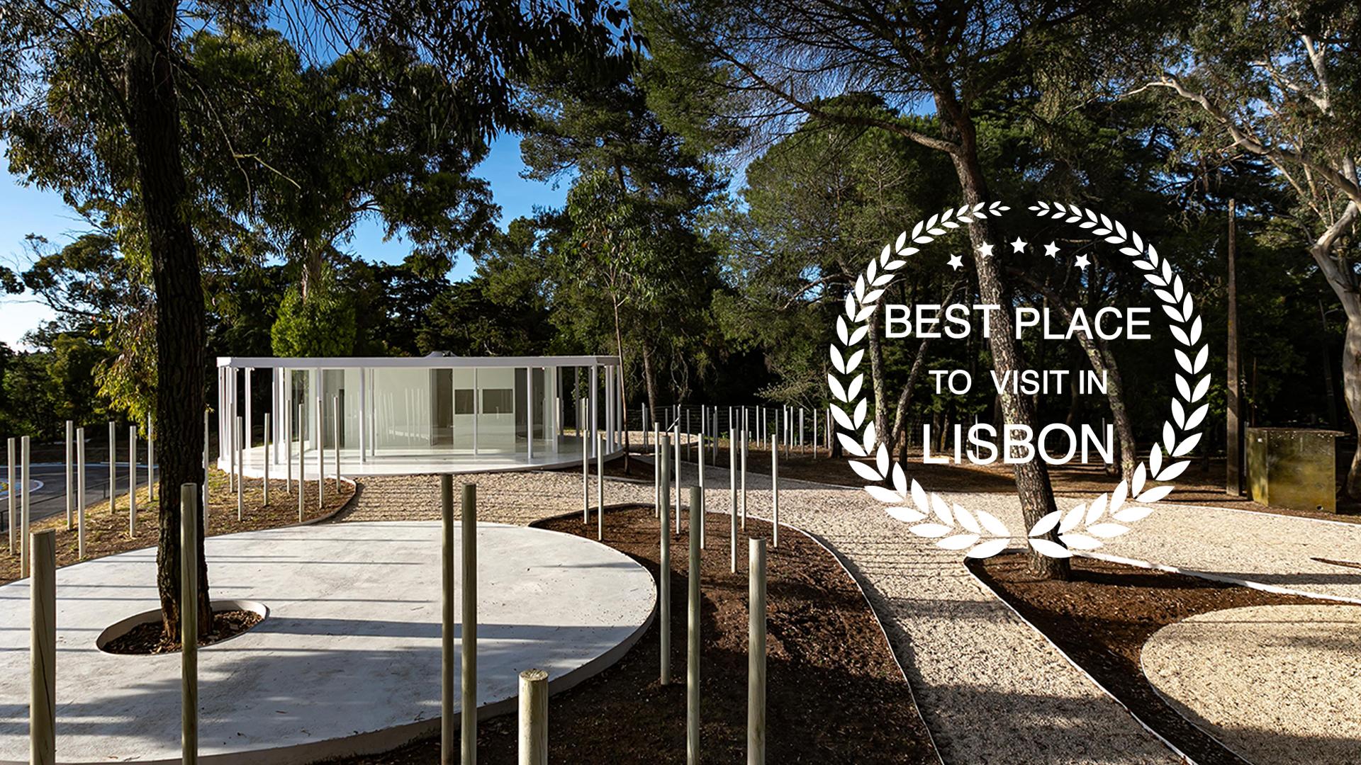 Building to vist in Lisbon, Monsanto